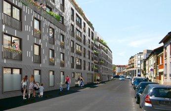 Metropolitan - immobilier neuf Aubervilliers