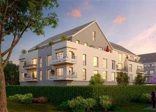 Le Domaine De L'aunette - immobilier neuf Ballancourt-sur-essonne