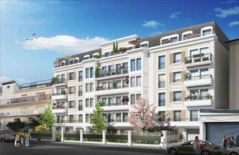 Résidence Andréa - immobilier neuf Gagny