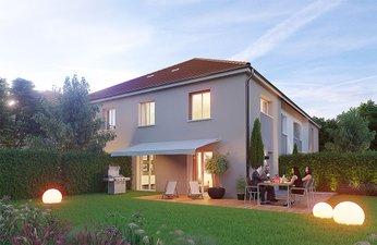 Le Balcon Des Mésanges - immobilier neuf Léaz
