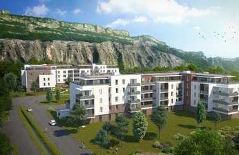 Le Domaine D'aspre - immobilier neuf Meylan