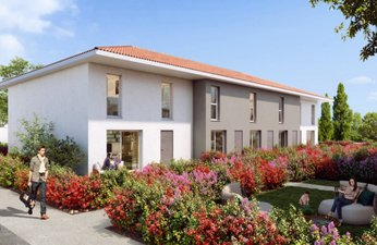 Le 90 Domaine - immobilier neuf Villefontaine
