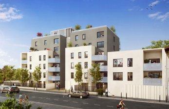 Rouss'ô - immobilier neuf Villeurbanne