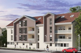 Iconic - immobilier neuf Gex