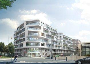 Les Reflets Du Canal - immobilier neuf Aubervilliers