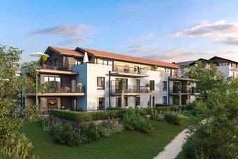 Villy-le-pelloux Proche Annecy - immobilier neuf Villy-le-pelloux