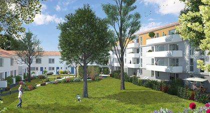 Toulouse Proche Parc De La Maourine - immobilier neuf Toulouse