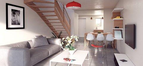 Lançon-provence Proche Roquilles - immobilier neuf Lançon-provence