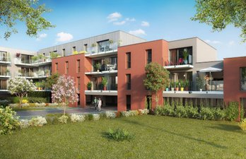 Esquisse - immobilier neuf Arras