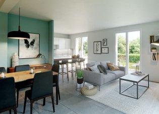 Les Allées Vertoises - immobilier neuf Vert-le-petit