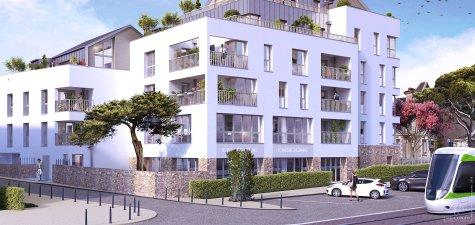 Nantes Quartier Des Hauts-pavés - immobilier neuf Nantes