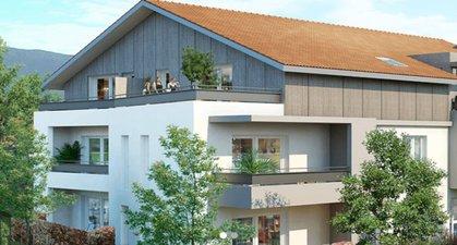 Prévessin-moëns Proche Parc Du Château - immobilier neuf Prévessin-moëns