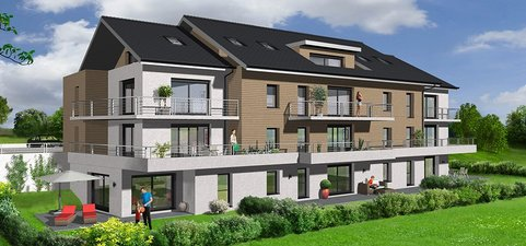 Challex Proche De Genève - immobilier neuf Challex
