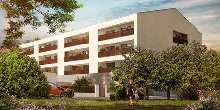 Cenon Proche Parc Frédéric Mistral - immobilier neuf Lormont