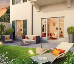 Pontoise Quartier Impressions - immobilier neuf Pontoise