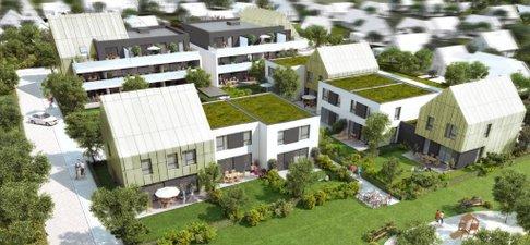Mundolsheim Nouveau Quartier Du Parc - immobilier neuf Mundolsheim