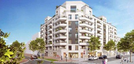 Saint-ouen Quartier Debain-michelet - immobilier neuf Saint-ouen-sur-seine
