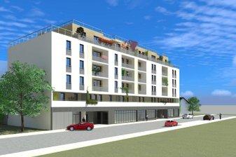Villeurbanne Proche De Carré De Soie - immobilier neuf Villeurbanne