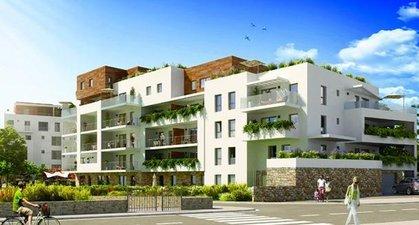 Marseille 9 Mazargues Tassigny - immobilier neuf Marseille