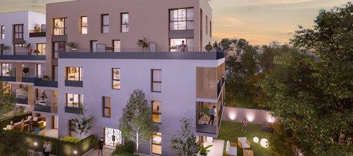 Drancy Coeur De Ville - immobilier neuf Drancy