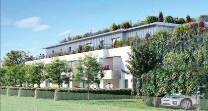 Bordeaux Secteur Caudéran - immobilier neuf Bordeaux