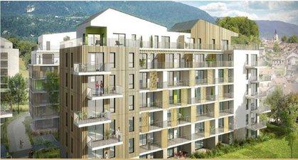 Gex Proche Coeur De Ville - immobilier neuf Gex