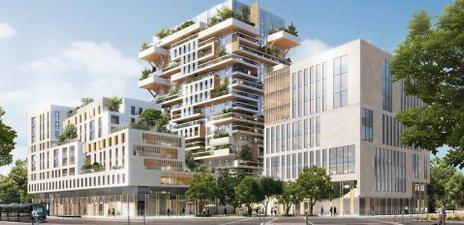 Bordeaux Proche Gare - immobilier neuf Bordeaux