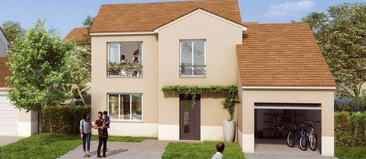 Lisses Proche Mairie - immobilier neuf Lisses
