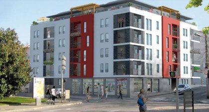 Vénissieux Proche Gare - immobilier neuf Vénissieux