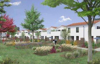Saint-médard-en-jalles Coeur Quartier Corbiac - immobilier neuf Saint-médard-en-jalles