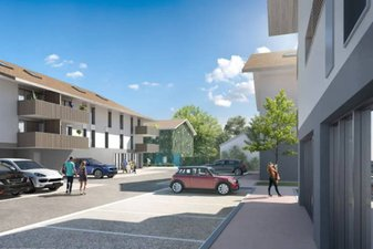 Chens-sur-léman Proche Centre Et Lac - immobilier neuf Chens-sur-léman