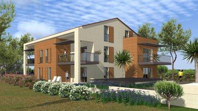 Saint-raphaël Proche Plage Et Commerces - immobilier neuf Saint-raphaël