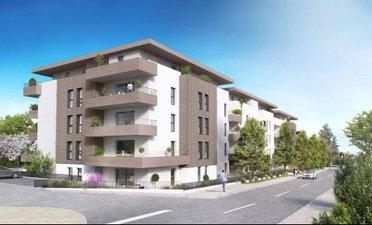 La Roche Centre - immobilier neuf La Roche-sur-foron