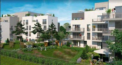 Vigneux-sur-seine Quartier Concorde - immobilier neuf Vigneux-sur-seine
