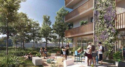 Lormont Coeur Quartier De La Ramade - immobilier neuf Lormont
