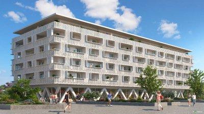 Illkirch-graffenstaden Proche Tramway - immobilier neuf Illkirch-graffenstaden