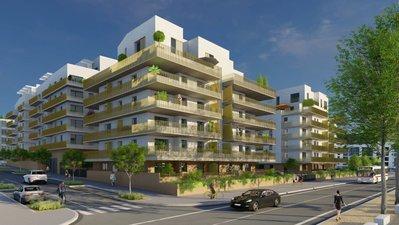 Lyon 9 Proche Saône - immobilier neuf Lyon