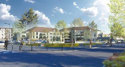 Dammarie-les-lys Coeur Quartier Petit Dammarie - immobilier neuf Dammarie-les-lys