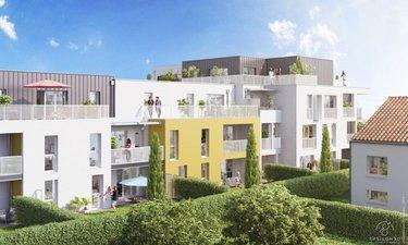 Les Sorinières Centre-ville - immobilier neuf Les Sorinières