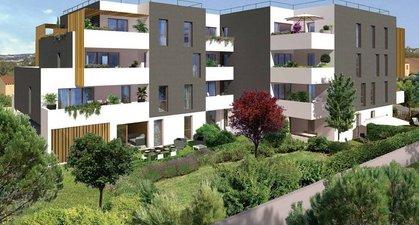 Montpellier Secteur Port Marianne - immobilier neuf Montpellier
