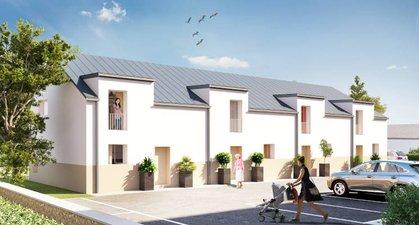 Treillières Centre Ville Proche Toutes Commodités - immobilier neuf Treillières