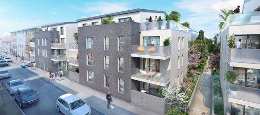Villeurbanne Au Coeur Du Quartier Grand Clément - immobilier neuf Villeurbanne