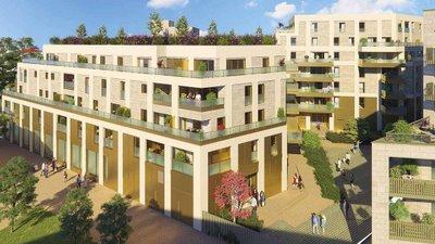 Bordeaux Proche Place Fernand Buisson - immobilier neuf Bordeaux