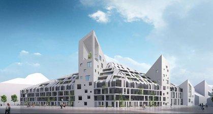 Bordeaux Au Coeur Du Quartier Bastide Niel - immobilier neuf Bordeaux