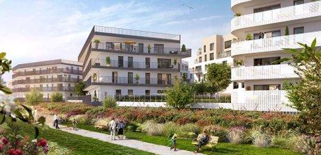Alfortville Tva Reduite Proche De La Seine - immobilier neuf Alfortville
