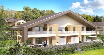 Pringy Hameau De Promery - immobilier neuf Annecy
