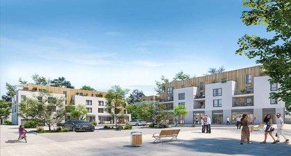 Bessancourt à 150 Mètres De La Gare - immobilier neuf Bessancourt