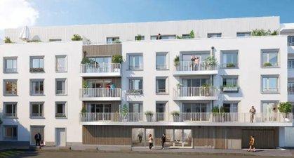 Drancy Au Coeur Du Quartier De La Muette - immobilier neuf Drancy