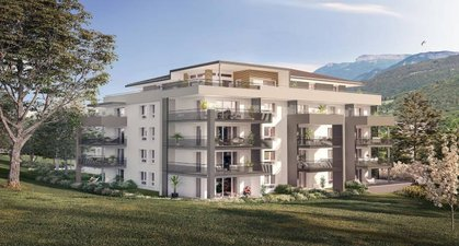 Seynod Proche Commodités - immobilier neuf Annecy