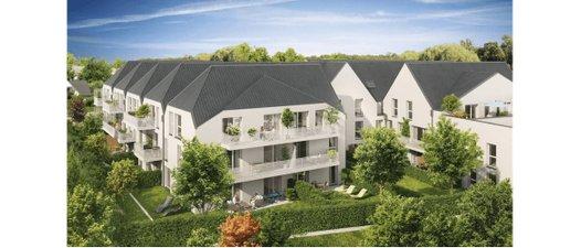 Bonnières-sur-seine à 550 Mètres Du Transilien J - immobilier neuf Bonnières-sur-seine